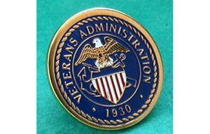 Veterans Administration Pin